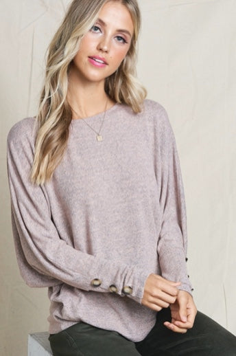 Top Drawer Knit Top