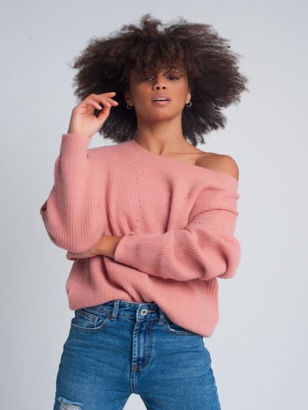 Be Mine Knit Sweater-FINAL SALE - Lark & Lily Boutique