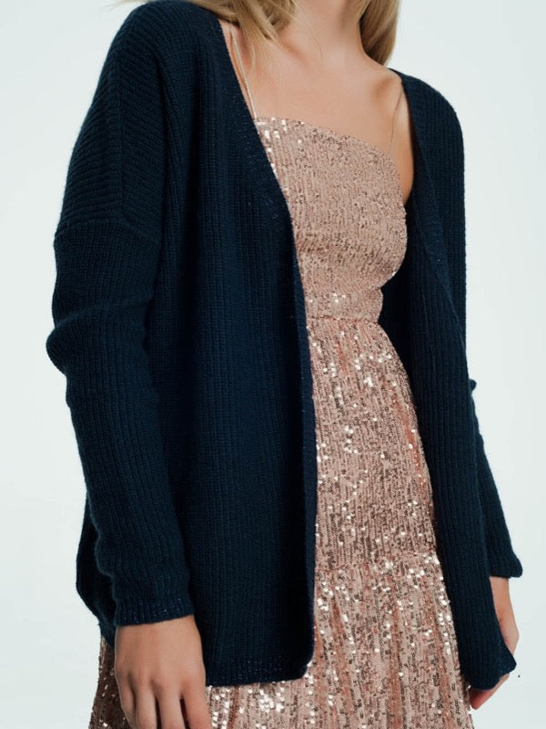 Miss Pearl Knit Cardigan