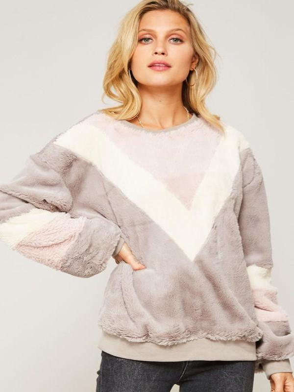 Hometown Honey Pullover Sweater