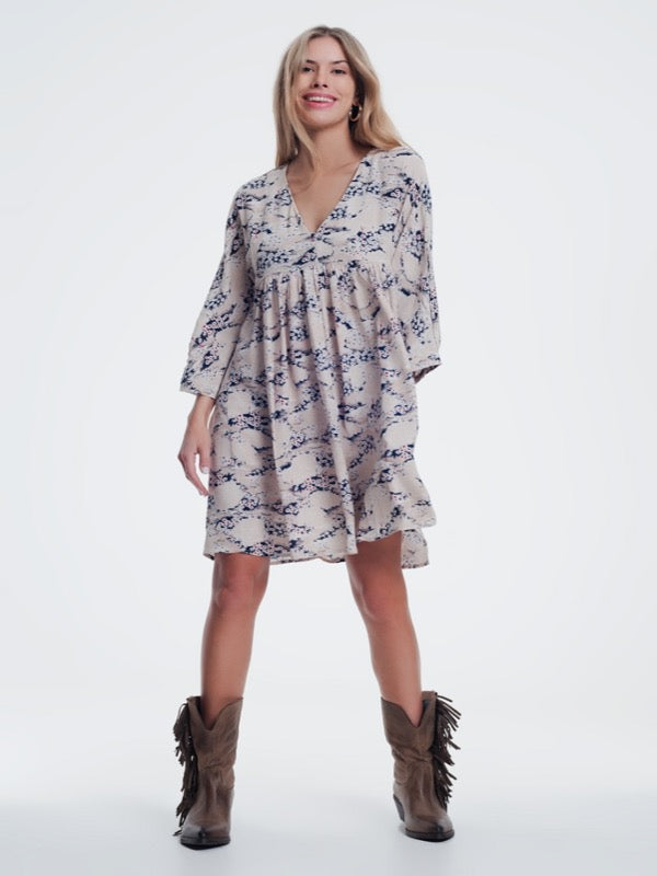 Seville Floral Dress - Lark & Lily Boutique