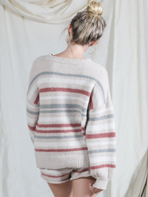Simpson Striped Sweater