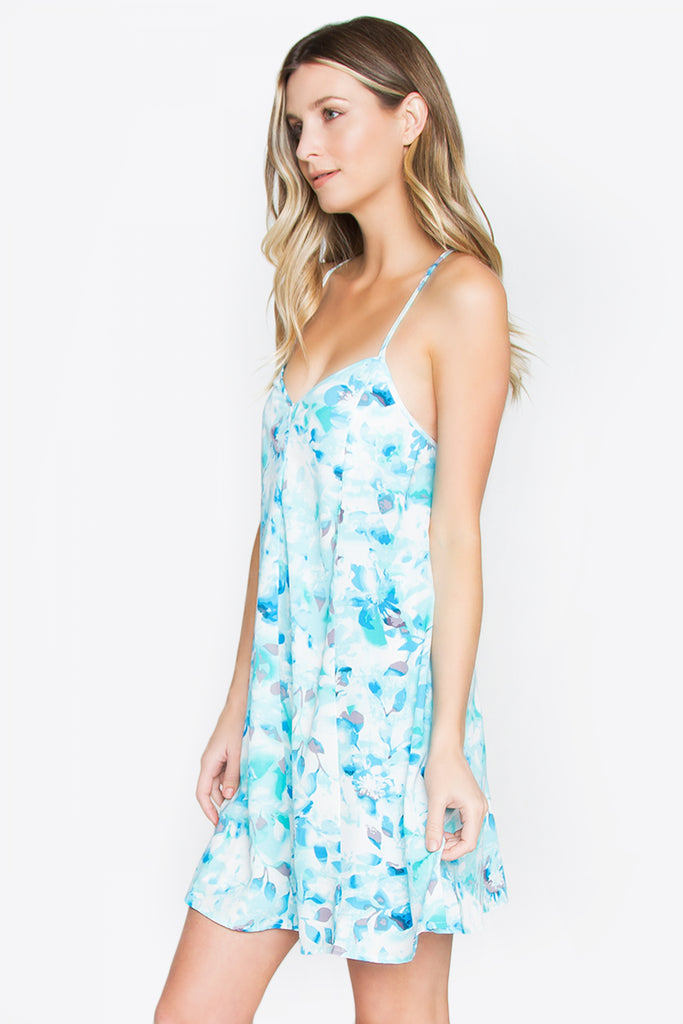 Everest Slip Swing Dress