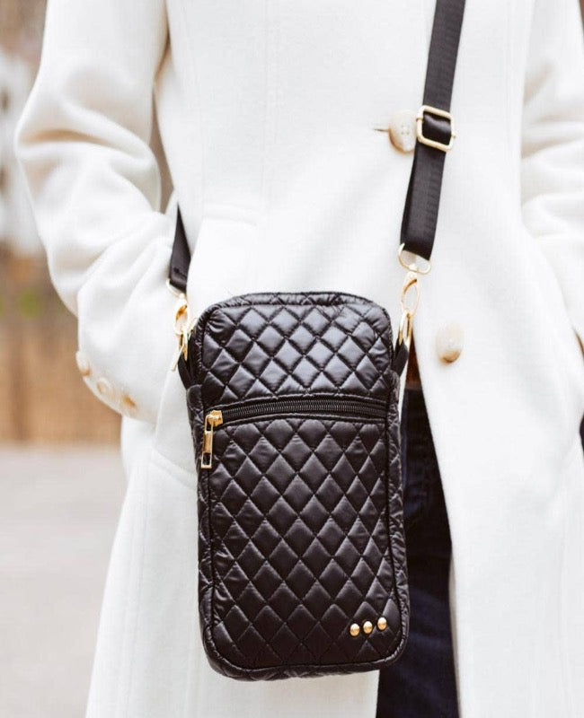 Millie Quilted Crossbody Bag - Lark & Lily Boutique
