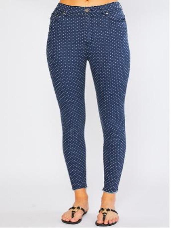 Polka Dot Skinnies
