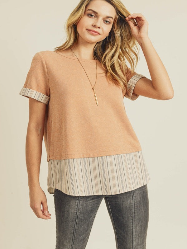 Contrast Detail Top