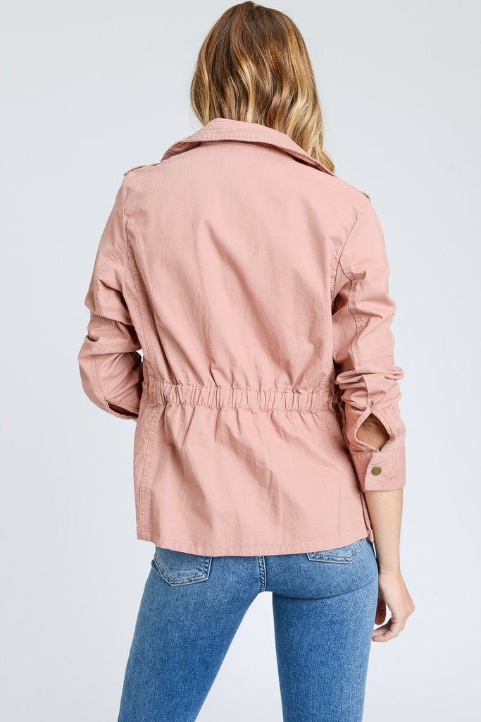 Travel Light Cotton Jacket