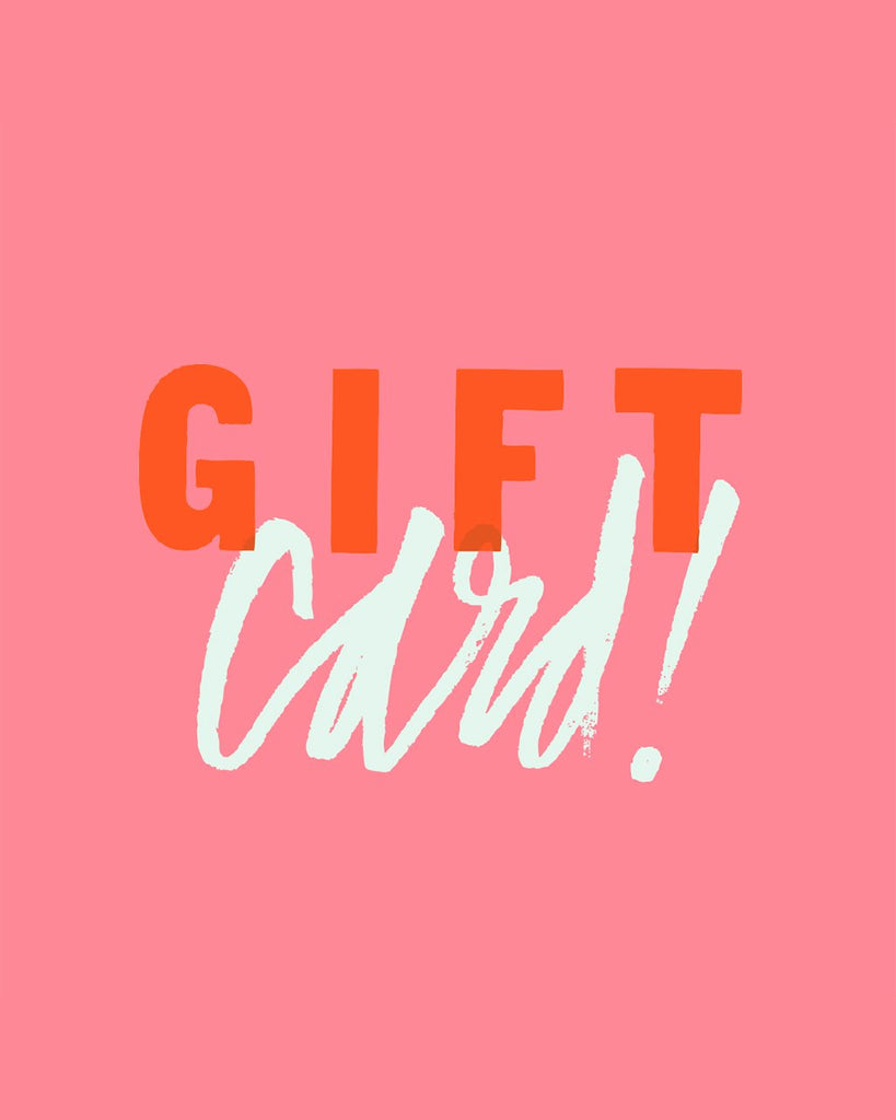 $30.00 USD Gift Card