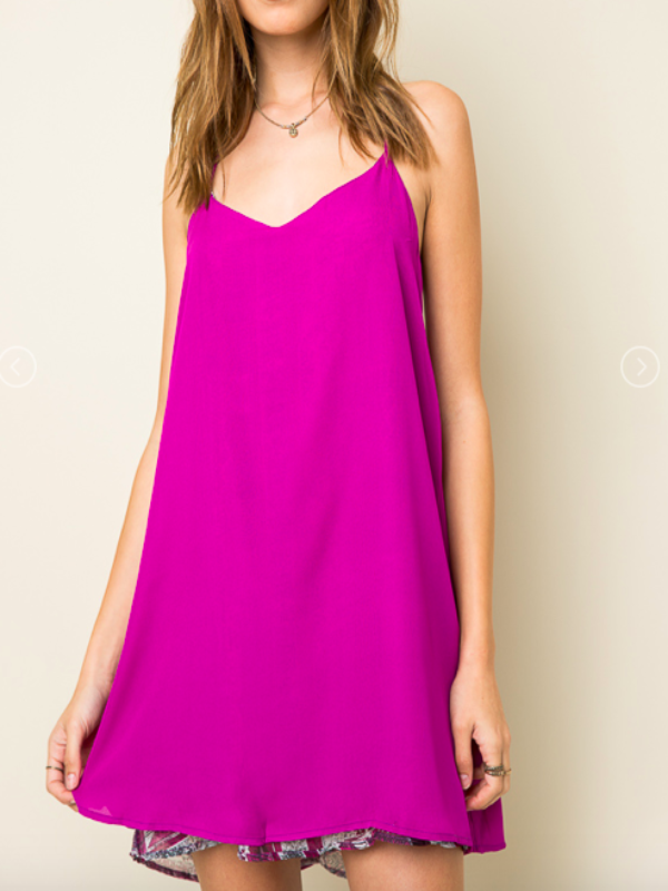 Color Pop Reversible Dress