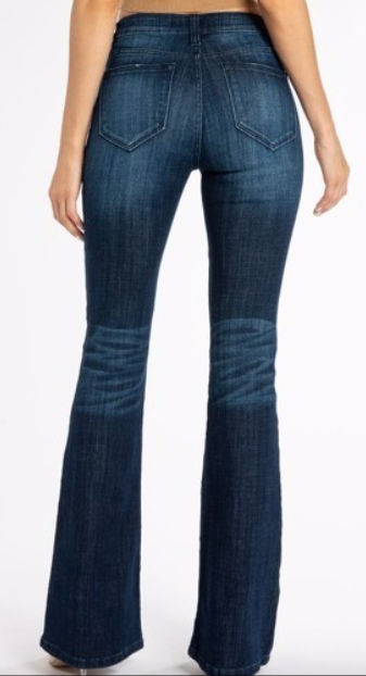 Basic Bootcut Jeans