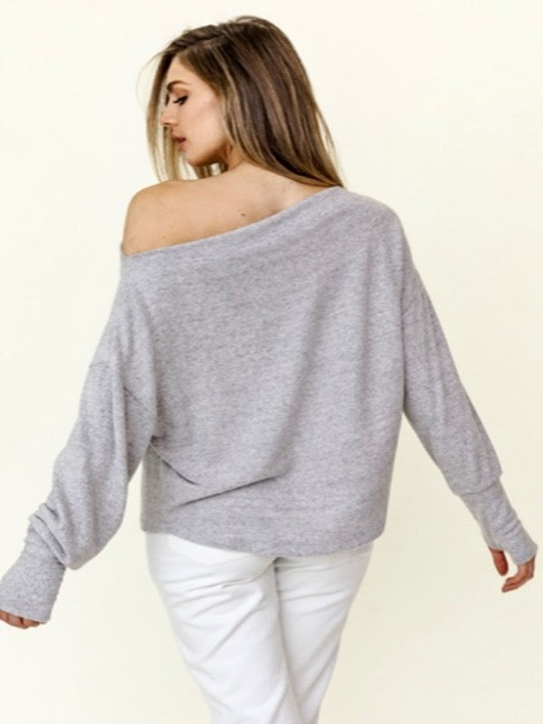 Slumber Soft Knit Top