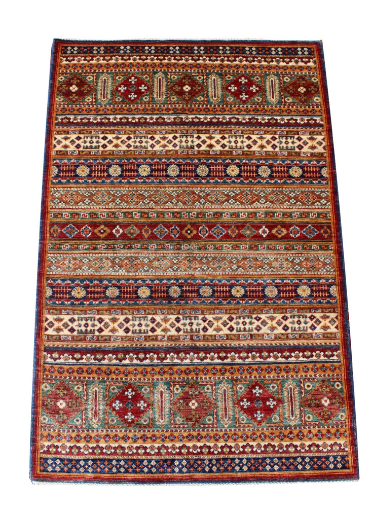 4'x6' Treasures Shirvan