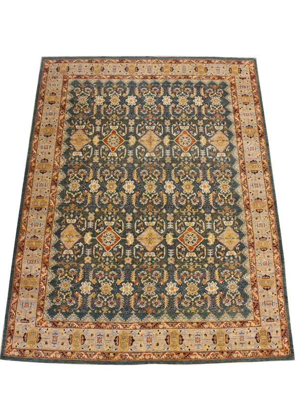 "9'x11'8"" Tabriz Collection"