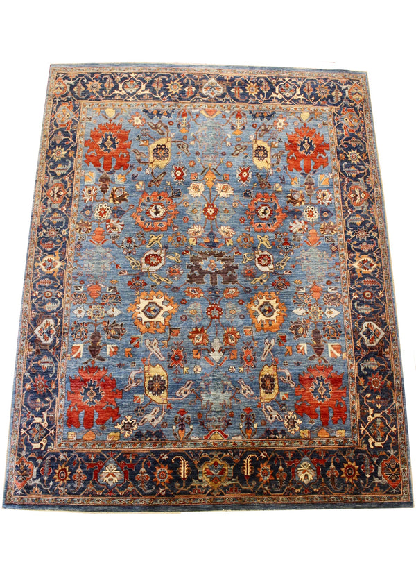 "8'x10'4"" Afghan-Harshang"