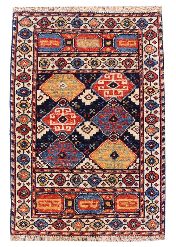"2'x2'10"" Tribal Shirvan"