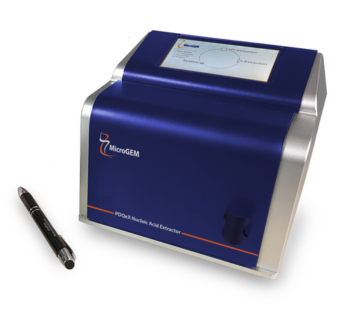 PDQeX Nucleic Acid Extractor