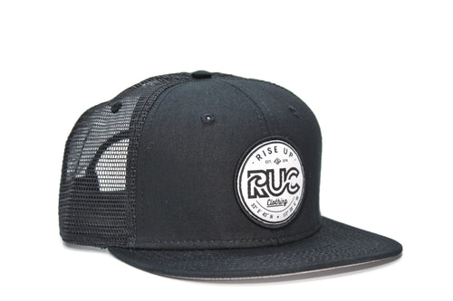 RUC Black Trucker