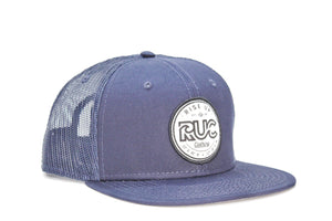 RUC Blue Trucker Hat