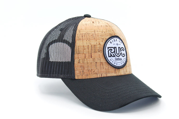 Cork, Low profile RUC Trucker Hat