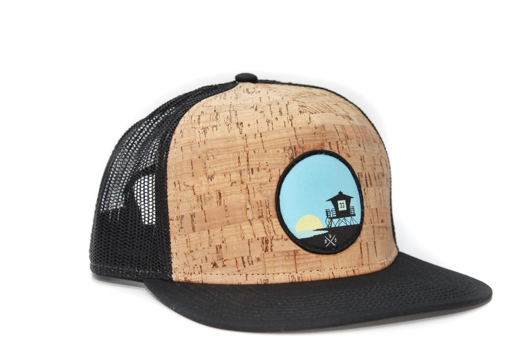 Tower 33 Cork Front Trucker Hat