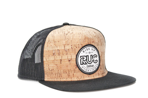 Cork Front RUC Trucker Hat