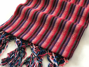 Mexican Rebozo Shawl - Butterfly Wings - Rebozo Shop Lola My Love
