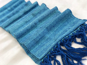 Mexican Rebozo Shawl - Spring Waterfall - Rebozo Shop Lola My Love