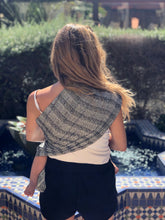 Unique Piece- Mexican Baby Ring Sling - Rock-A-Bye Baby - Rebozo Shop Lola My Love