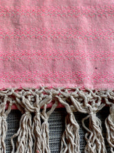 Mexican Rebozo Shawl - Bright Pink Yute - Rebozo Shop Lola My Love