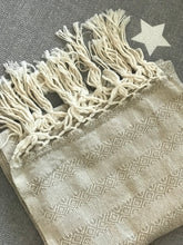 Mexican Rebozo Shawl - Snow Flakes - Rebozo Shop Lola My Love