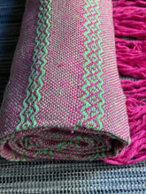 Mexican Rebozo Shawl - Strawberry Lemonade - Rebozo Shop Lola My Love