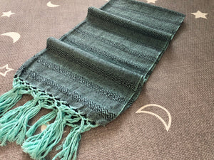 Mexican Rebozo Shawl - Quiet Hours - Rebozo Shop Lola My Love