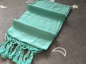 Mexican Rebozo Shawl - Whispering Wind