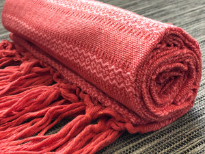 Mexican Rebozo Shawl - Sweet Love - Rebozo Shop Lola My Love