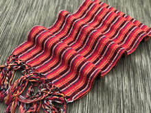 Mexican Rebozo Shawl - Root Chakra (Security) - Rebozo Shop Lola My Love
