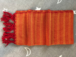 Mexican Rebozo Shawl - Fire Soul - Rebozo Shop Lola My Love
