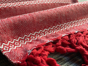 Mexican Rebozo Shawl - Pure Love - Rebozo Shop Lola My Love
