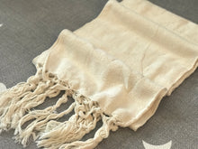 Mexican Rebozo Shawl - Let it Snow - Rebozo Shop Lola My Love