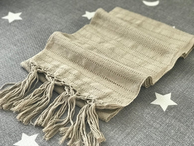 Mexican Rebozo Shawl - All is Calm - Rebozo Shop Lola My Love