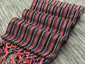 Mexican Rebozo Shawl - Grounding Roots - Rebozo Shop Lola My Love
