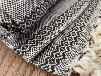 Mexican Rebozo Shawl - Lovely Earth