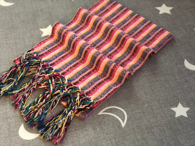 Mexican Rebozo Shawl - Sweet Dreams - Rebozo Shop Lola My Love