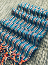 Mexican Rebozo Shawl - Colors of the Wind - Rebozo Shop Lola My Love