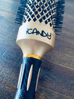 iCandy ALL STAR Thermal Ionic Barrel Hair Brush 43mm