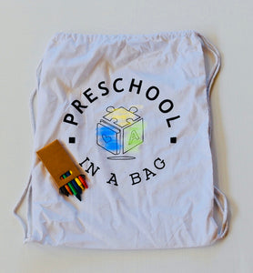 Preschool in a Bag - Christmas Special (Option 1)