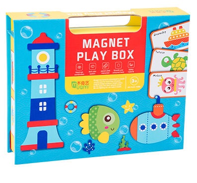 Magnet Play Box - Under the Sea