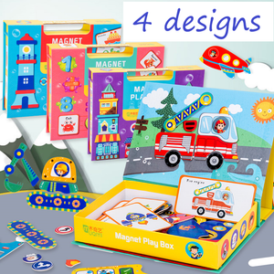 Magnet Play Box - Transport