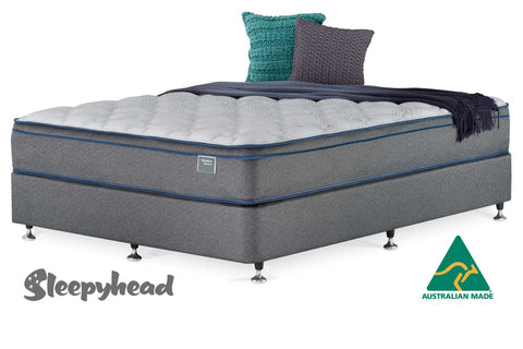 Slumber memory mattress. pocket spring, memory foam comfort layer