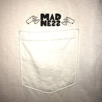 MADNE22 POCKET TEE / WEARWAX×SHIBUYA CLUB BALL