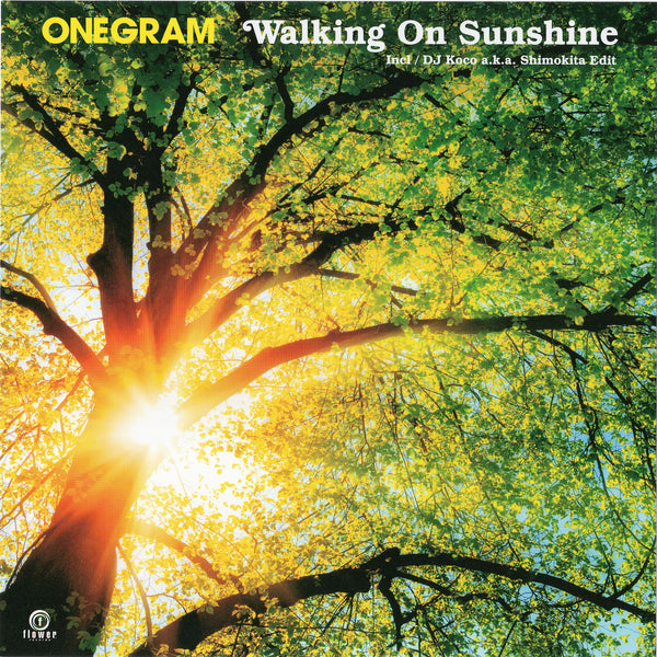 Walking On Sunshine / ONEGRAM